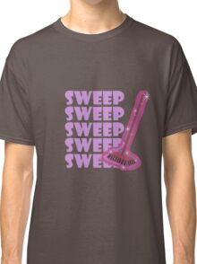 Twilight Sparkle Sweep My Little Pony Classic T-Shirt