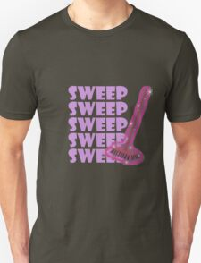 Twilight Sparkle Sweep My Little Pony Unisex T-Shirt