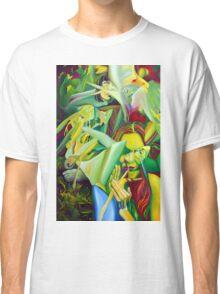 Escape To Fantasy, 120-80cm, 2016, oil on canvas Classic T-Shirt
