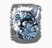 Lily and the Cat Unisex T-Shirt