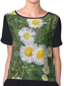 English Daisy Chiffon Top