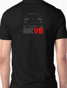 MK7 R Rear Unisex T-Shirt