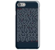 The Beatles - Hey Jude iPhone Case/Skin