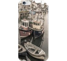 Waiting to Set Sail - Cornwall iPhone Case/Skin