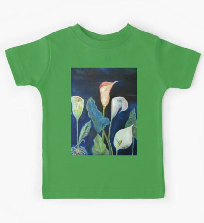 Arum lilies / Varkore Kids Tee