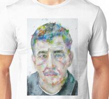 FRANZ KLINE - watercolor portrait Unisex T-Shirt