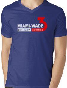 miami wade county Mens V-Neck T-Shirt