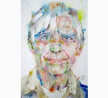 WILLEM DE KOONING - watercolor portrait Unisex T-Shirt