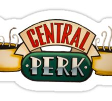 Central Perk Sticker Sticker