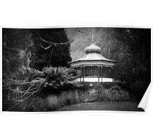 Cataract Gorge Rotunda - 2834 Poster