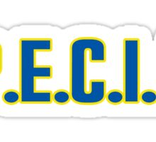 S.P.E.C.I.A.L Sticker