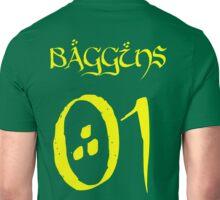 Bilbaggins 01 Unisex T-Shirt