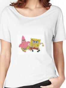spongebob Women's Relaxed Fit T-Shirt