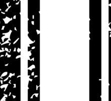 The Big D - Defense Sticker