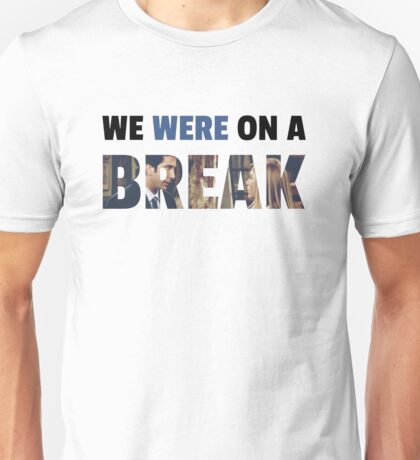 Rachel & Ross - Break Unisex T-Shirt