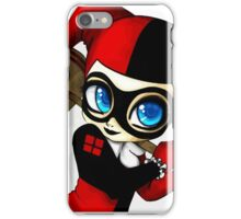 Chibi Harley iPhone Case/Skin