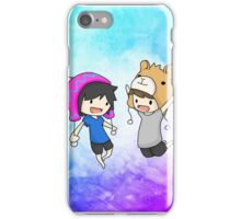 Dan and Phil iPhone Case/Skin