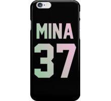 mina 37 iPhone Case/Skin