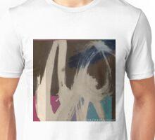 Myan Cagenta (Process colours) Unisex T-Shirt
