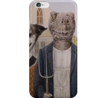 couple iPhone Case/Skin