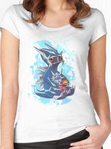 Gamer Dialga Women's Fitted Scoop T-Shirt