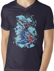 Gamer Dialga Mens V-Neck T-Shirt