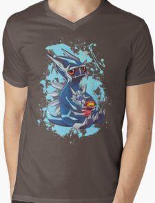 Gamer Dialga Mens V-Neck T-Shirt