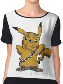 Pikachewie Chiffon Top