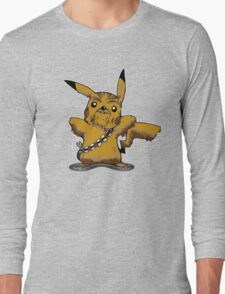 Pikachewie Long Sleeve T-Shirt
