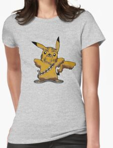 Pikachewie Womens Fitted T-Shirt