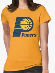 Indiana Pacers Womens Fitted T-Shirt