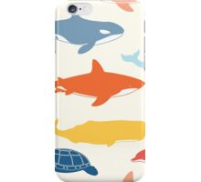 Sea animal iPhone Case/Skin