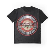 Mercury  kiekhaefer vintage outboard motors Graphic T-Shirt