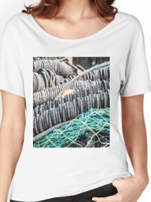 Rubber and Net Women's Relaxed Fit T-Shirt
