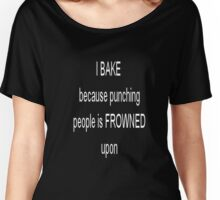 I love to bake Women's Relaxed Fit T-Shirt
