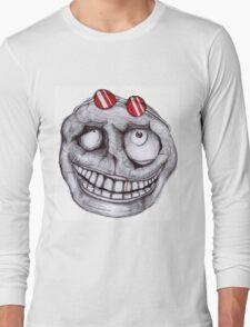 Keep Calm and GRIN Long Sleeve T-Shirt