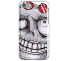 Keep Calm and GRIN iPhone Case/Skin