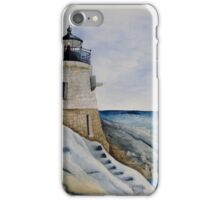Castle Hill Lighthouse iPhone Case/Skin