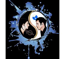 Farscape - Yin Yang Photographic Print