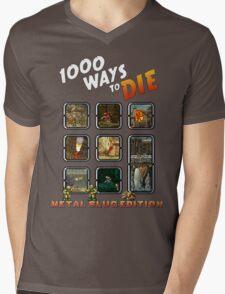 1000 ways to die - Metal Slug Edition Mens V-Neck T-Shirt