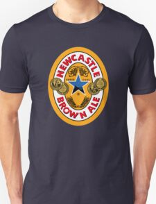 NEWCASTLE BROWN ALE Unisex T-Shirt