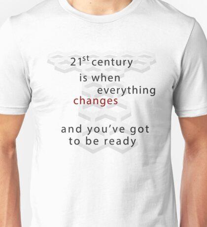 Torchwood 21st century Unisex T-Shirt