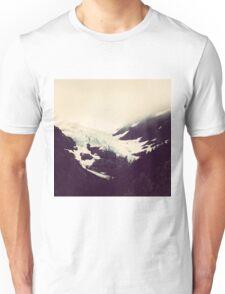 Alaskan Glaciers Unisex T-Shirt