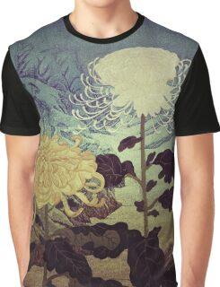 Midnight Climbing towards Kankoi Graphic T-Shirt