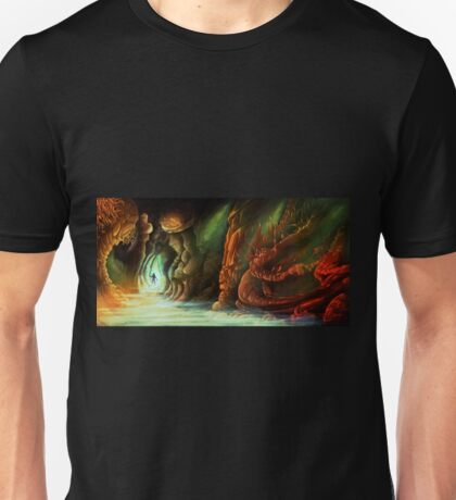 Lost in a Cave Unisex T-Shirt