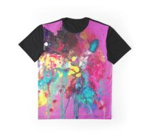 Swimming in Colour.  Graphic T-Shirt