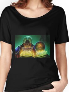 Space is a Big Place Women's Relaxed Fit T-Shirt