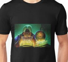Space is a Big Place Unisex T-Shirt