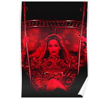 QUEEN BEY - Formation World Tour Poster
