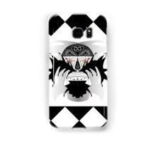 Skull Design Phone Cover + Sticker Samsung Galaxy Case/Skin